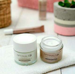 Even Out Day and Night Cream