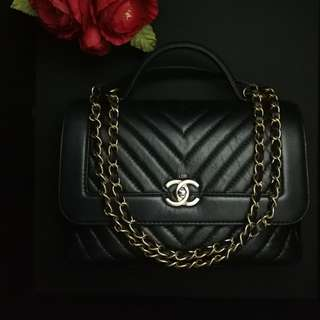 Authentic Chanel Seasonal Bag