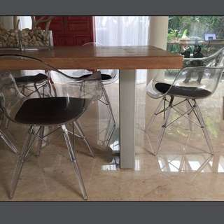 Chairs Each 450 Rb