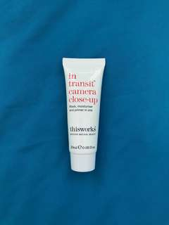 🚚 thisworks in transit camera close-up primer