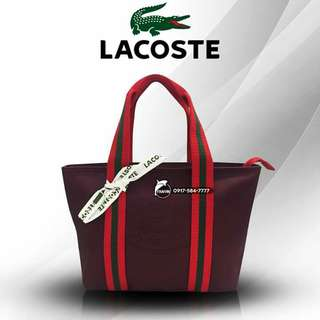 High quality Lacoste bag