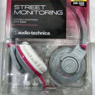 audio-technica Portable Headphones