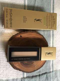 YSL Fashion Ink Foundation Le Teint Encre de Peau New in Box
