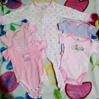 Bundle Baby Girl's Clothes