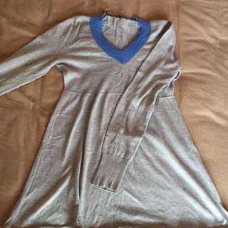 Sweater Baby Doll Grey