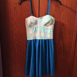 REPRICED Corset Short Dress
