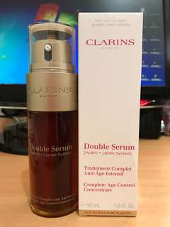 Clarins Double Serum 50ml Original
