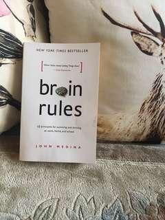 Brain Rules by John Medina