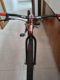 DJ (dirt jumper) bike