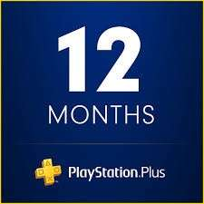 PS Plus 12 Months + Free 8th Anniversary Pouch (R3)
