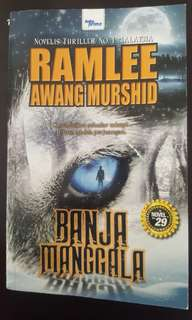 Malay Thriller Novel