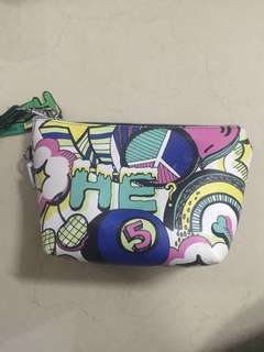 Makeup pouch miniso