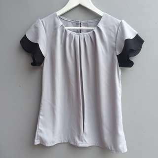 blouse abu abu #maudecay