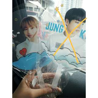 (READY STOCK) BTS HANDFAN WITH ACCESSORIES