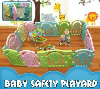 Baby Safety Playard