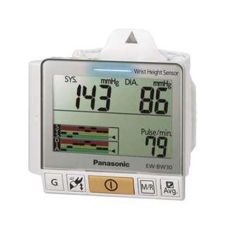 Panasonic 全新行貨手腕式電子血壓計EW-BW30