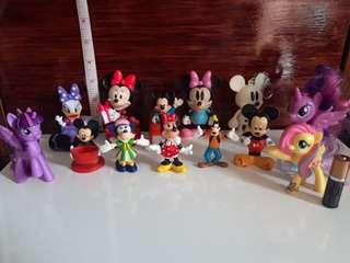 Disney P75.00 each