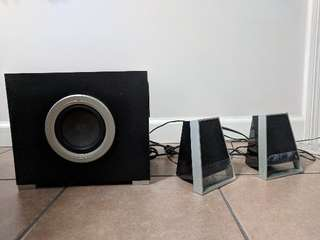 Altec Lansing PC and Home Theater Speaker