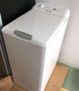 名廠法國Brandt白朗千眼洗衣機-新淨