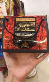印尼麝香咖啡粉