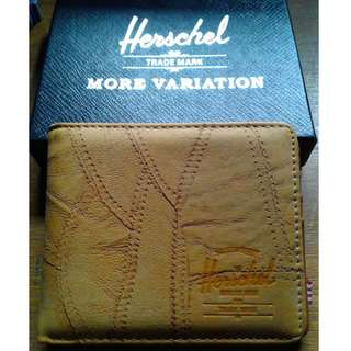 Authentic Herschel wallet (good as new)