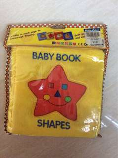 Baby books shapes
