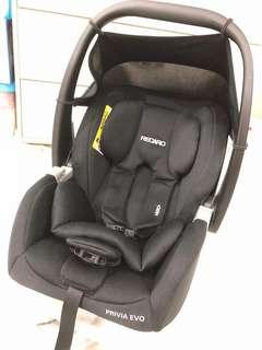 Recaro Privia Evo Car Seat