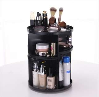 Make up organizer. 360deg rotating