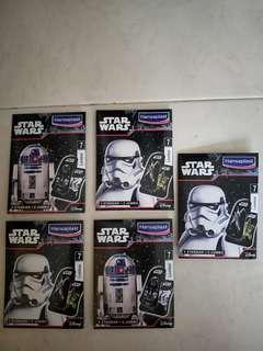 Star wars plaster