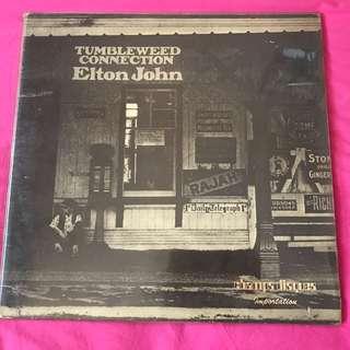 VINYL - Elton John : Tumbleweed Connection