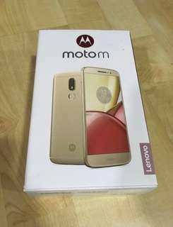 Moto M XT1663 by Motorola (dual sim)