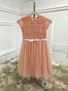 Gown Anak size 5T dan 10T