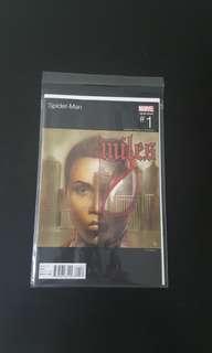 Spider-man #1 Miles Morales Hip-Hop Variant