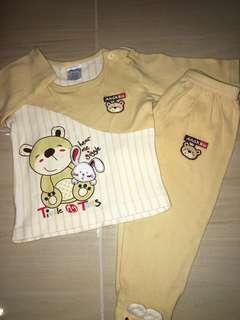 baby kiko sleep pyjamas