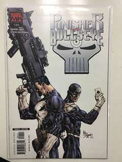 Marvel Knights Punisher vs Bullseye #1 by Marvel Comics