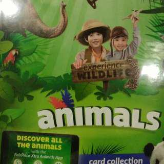 Fairprice Animal Card