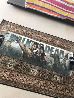 The Walking Dead Massive 158x53cm Poster