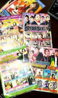 (ALL-39pcs)DVD FILM Seri Korea /barat/jepang