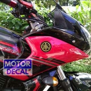 Yamaha 2pc Gold Emblem