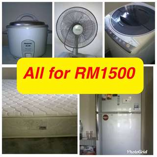 All for RM 1500