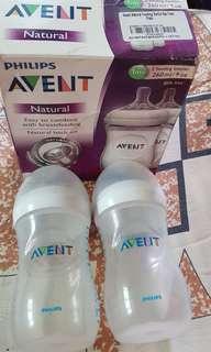 Avent Natural 9oz