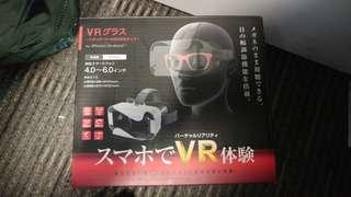 日本 手提電話 VR眼鏡