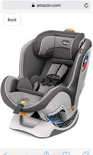 Chicco nextfit car seat