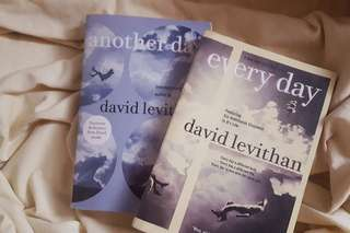 Every Day and Another Day by David Levithan Combo