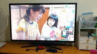 三星 samsung 40吋 3D 智能電視