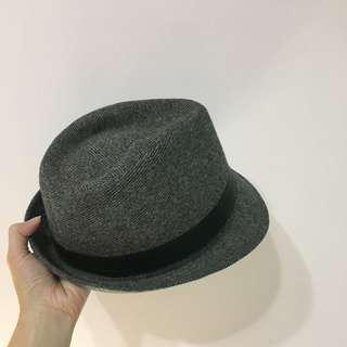 ⚫️ᴿ毛呢紳士帽