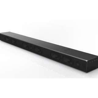 COMPLETE SOUNDBAR SET! Samsung MS750 Soundbar + Samsung SWA 9000s Rear Speakers + Samsung SWA W700 Subwoofer