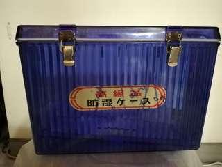 非插電密式防潮箱