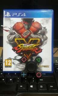 [PS 4] Street Fighter V
