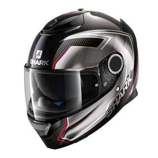 Shark Spartan Carbon Helmet (Replica Guintoli)